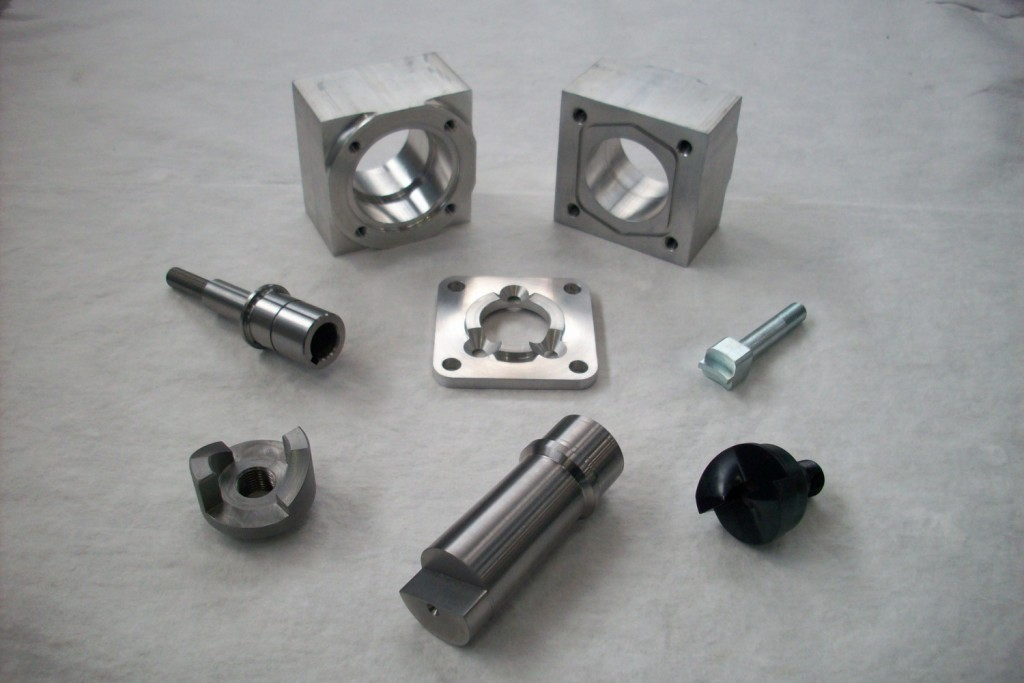 CNC Machined Components 6