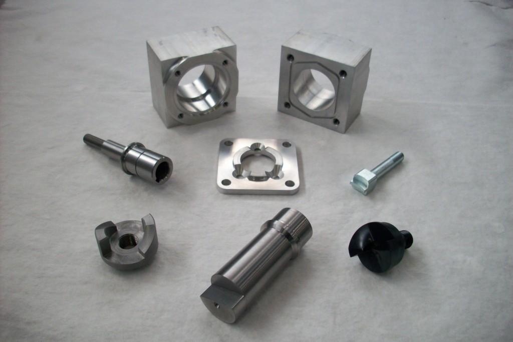 CNC Machined Components 6