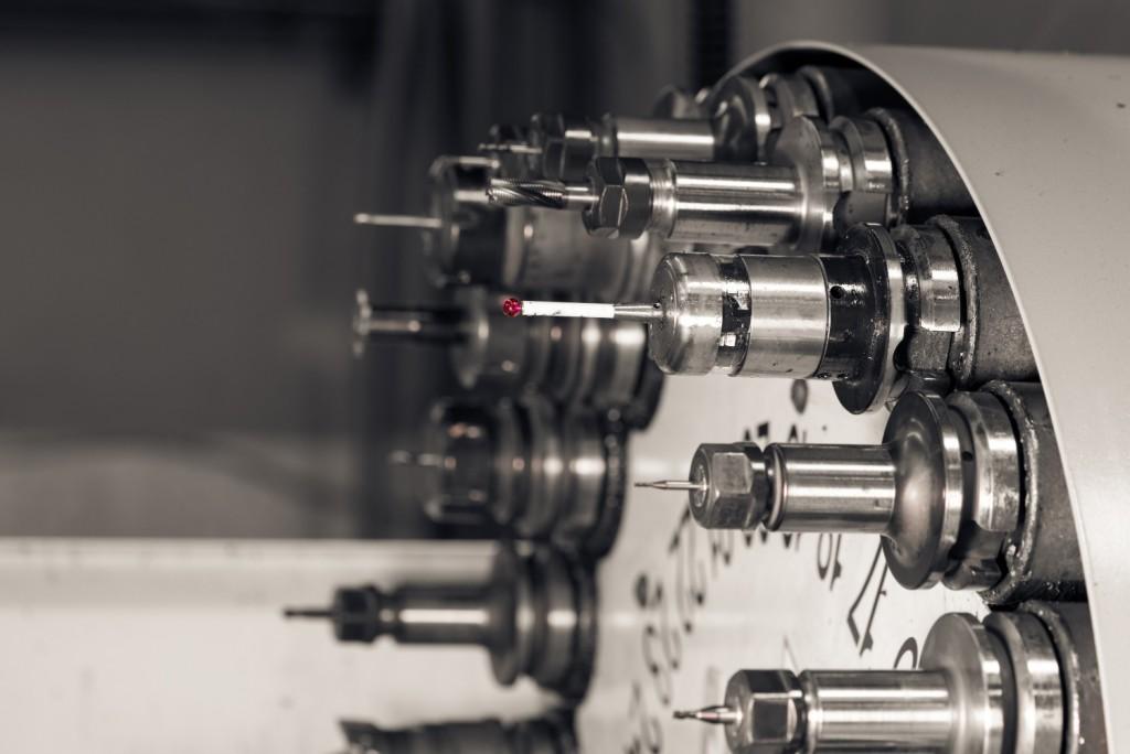 XL Precision Machining Centres 4