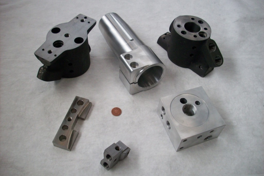 CNC Machined Components 4