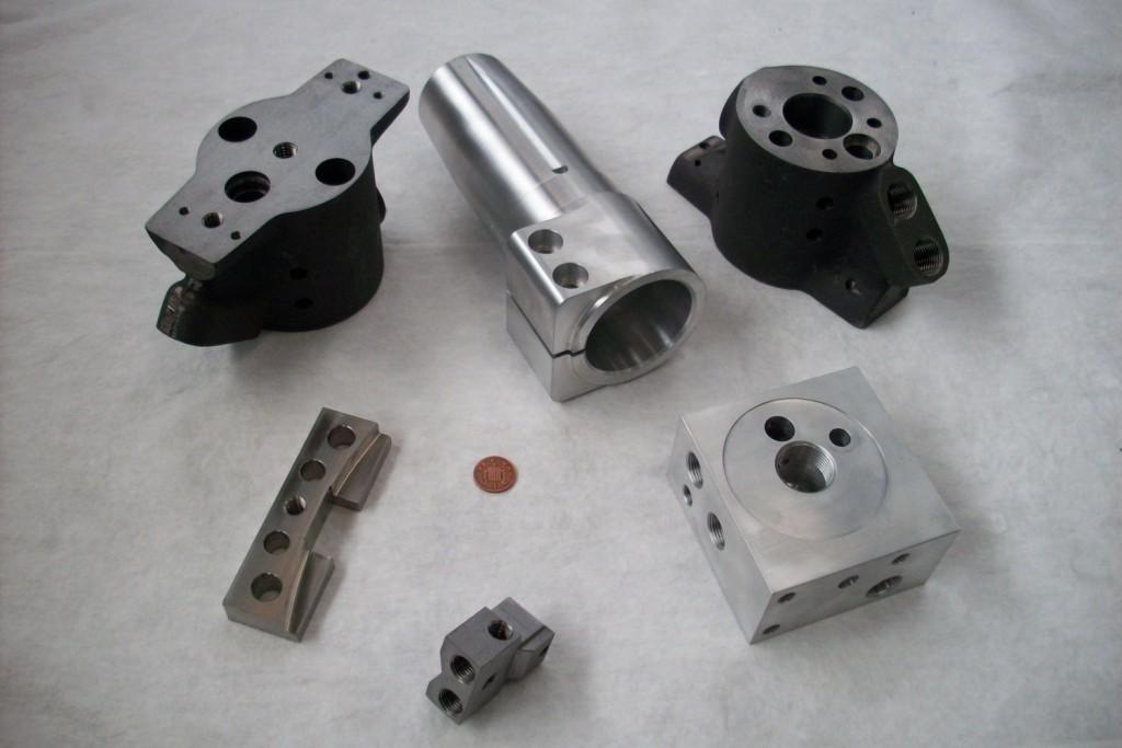 CNC Machined Components 4