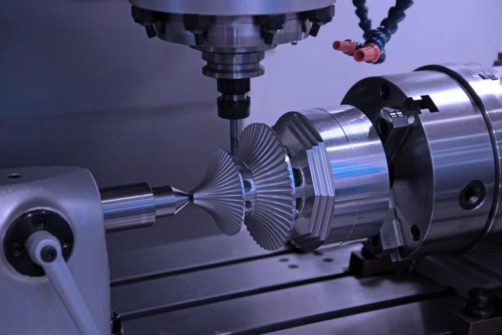 XL Precision Machining Centres 3